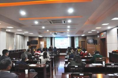市教育工会组织召开全市高校工会主席学习贯彻党的十九大精神会议